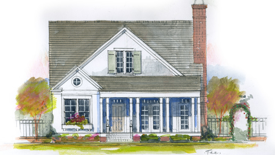 18 Small House Plans Southern Living - Southern Cottage House Plans