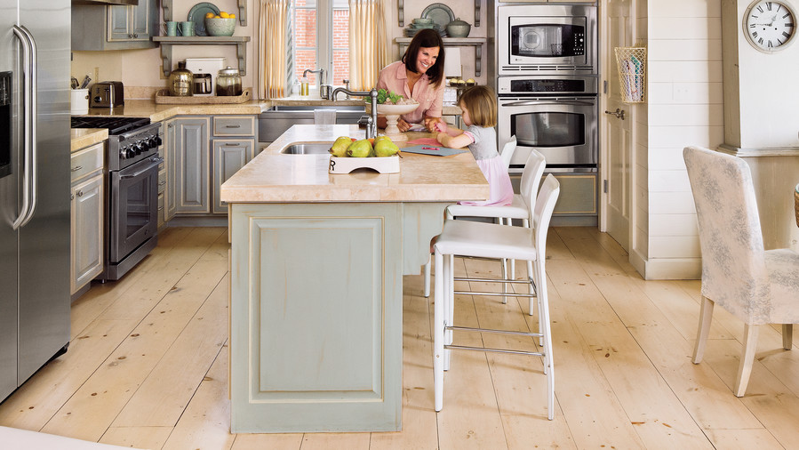 Kitchen Island stylish kitchen island ideas - southern living