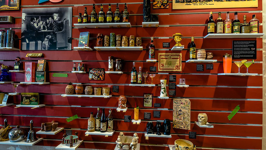 Southern Food and Beverage Museum (New Orleans, Louisiana)