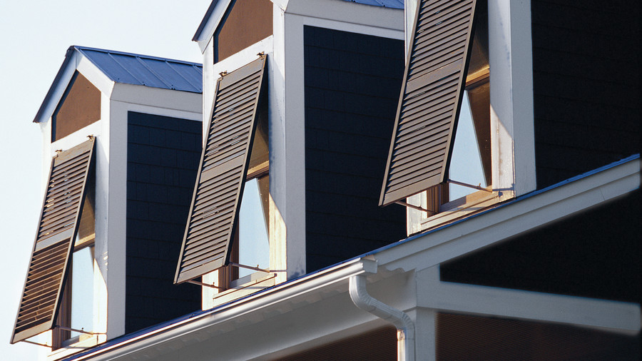 Decorate Dormers