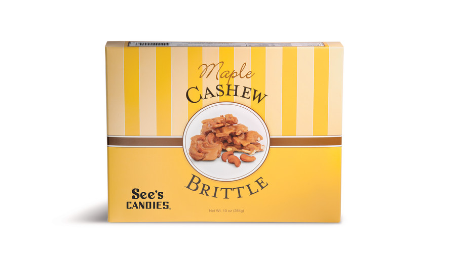 Father's Day See's Maple Cashew Brittle Image