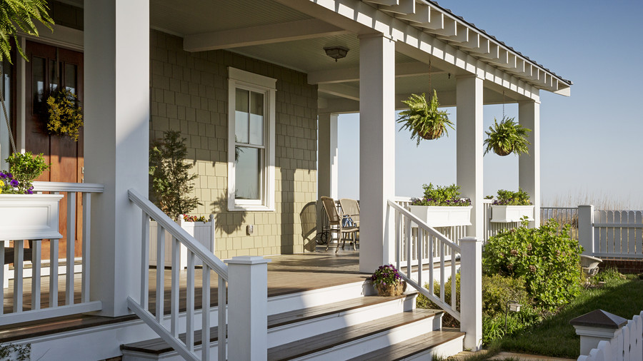 Instant Curb Appeal, Lasting Character