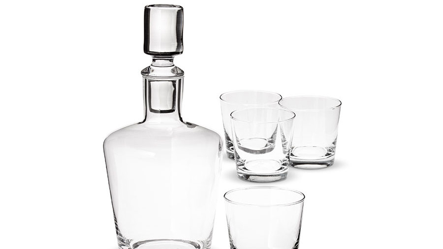 Father's Day Target Whiskey Decanter Set Image