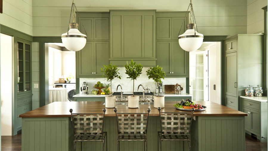 Add Color to the Kitchen