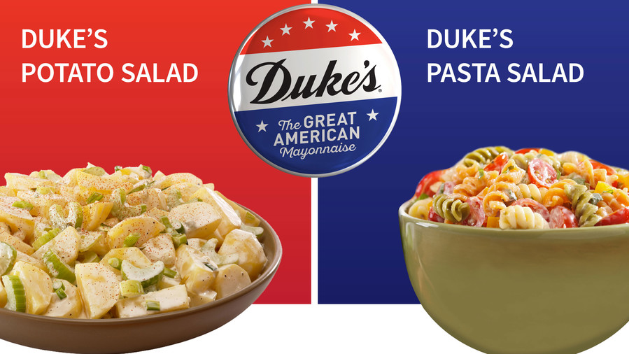 Duke's Potato Salad vs. Pasta Salad