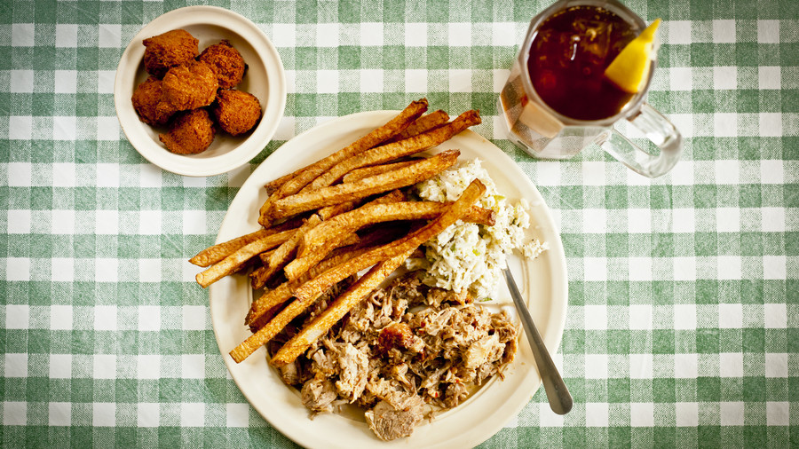 The South's Top 50 Barbecue Joints - Southern Living