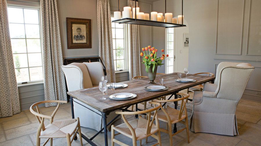 Southern Living Inspired Home at Hampstead Dining Room