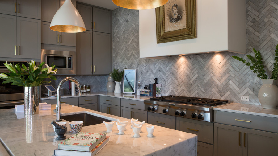 Southern Living Inspired Home at Hampstead Kitchen