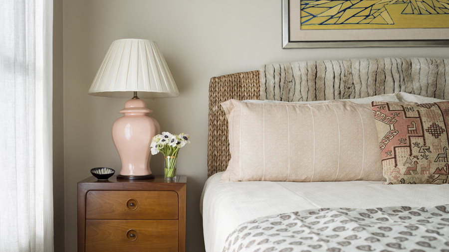 Side Table in Kiawah King Bedroom