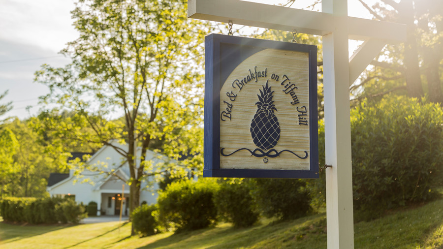 Bed and Breakfast on Tiffany Hill July Offer