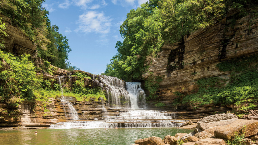 Cummins Falls, Tennessee