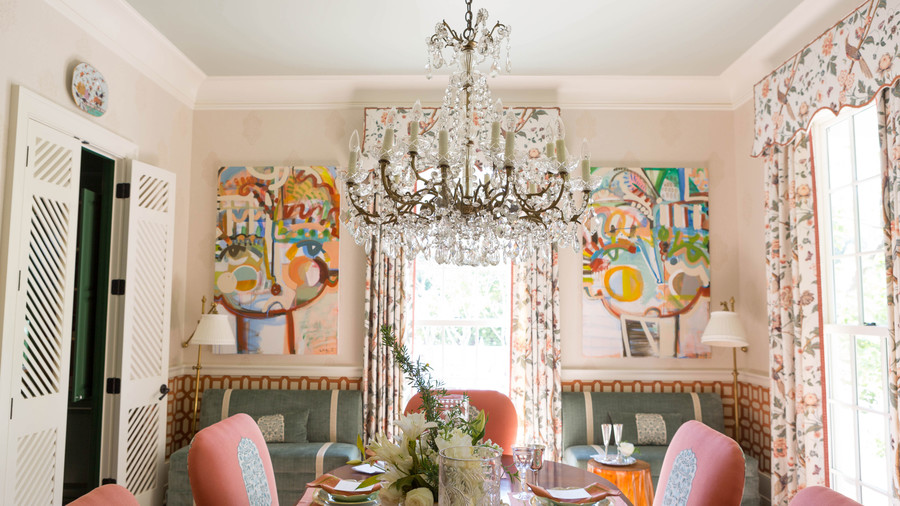 Idea House Dining Room Chandelier