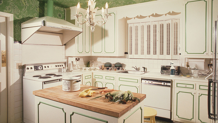 June 1975 Kitchen