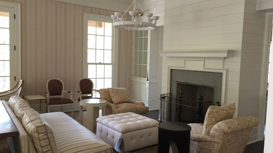 Idea House Living Room Furniture Placement