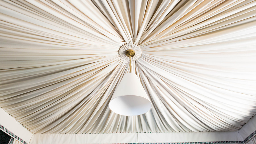 Tented Ceiling