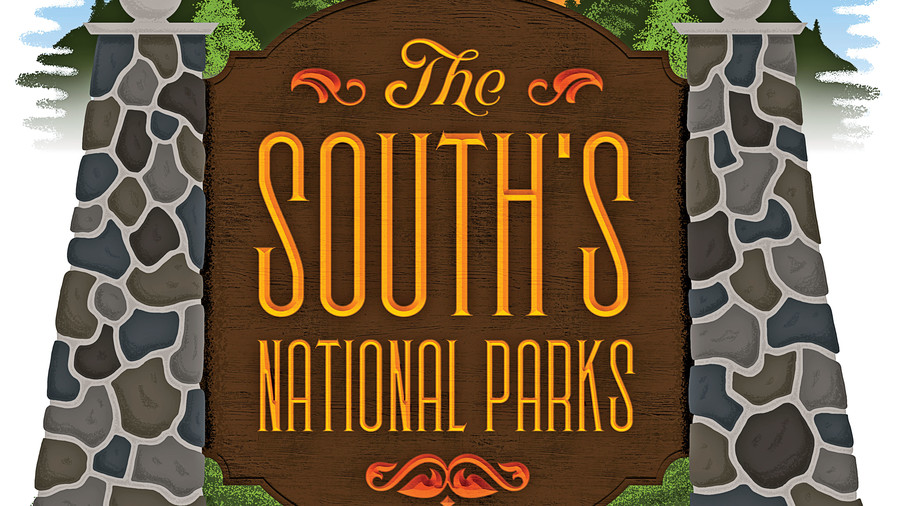 The South's National Parks