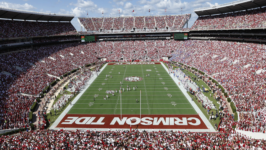 Tuscaloosa, AL: University of Alabama