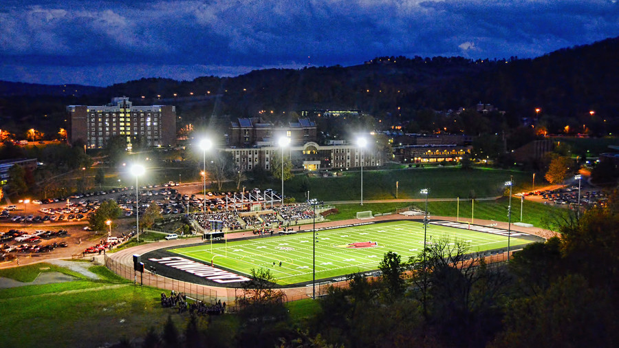 Wheeling Jesuit University Football Field