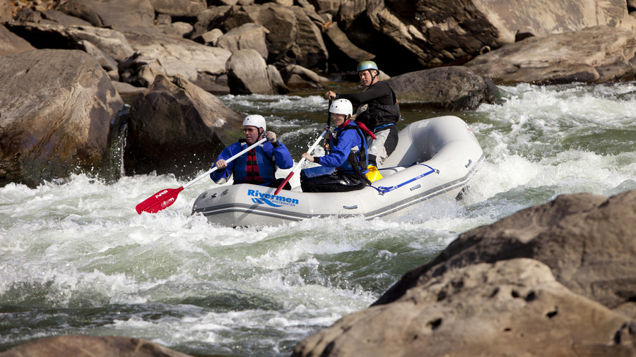 Take a New River Adventure: Fayetteville, WV