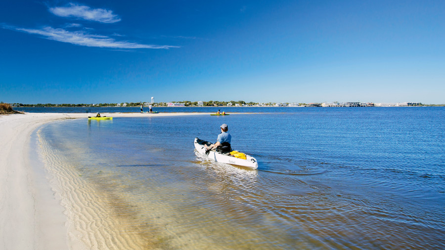 Cedar Key Kayaking