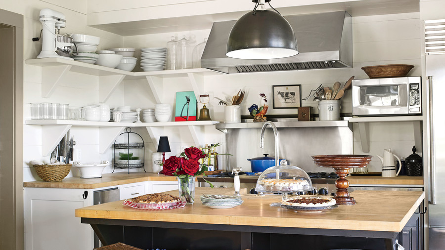 Charming Farmhouse Kitchen: After