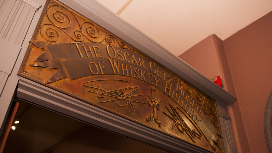 Oscar Getz Museum of Whiskey History in Bardstown, KY