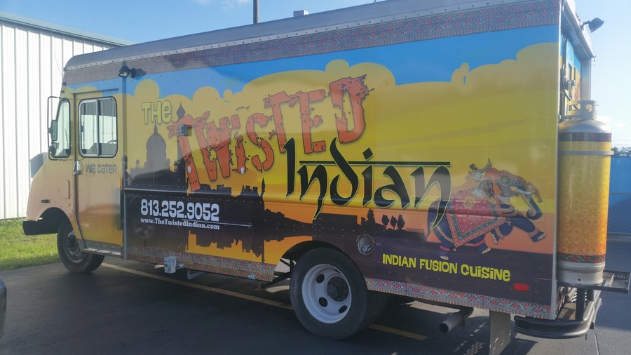 The Twisted Indian Food Truck