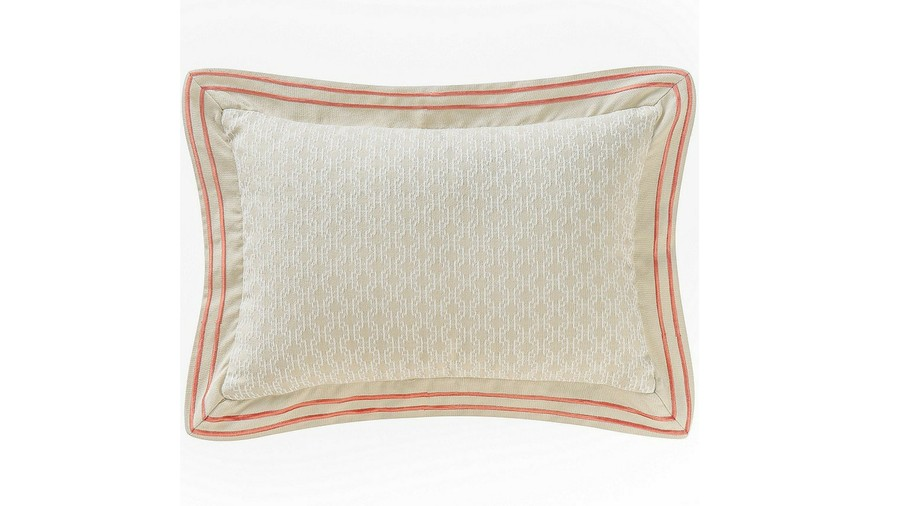 Cathryn Geometric Boudoir Fall Throw Pillow