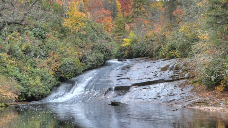 Panthertown Valley Fall Color