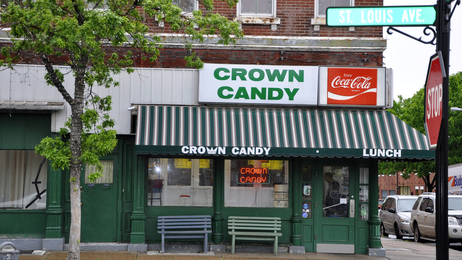 Crown Candy Kitchen: St. Louis, Missouri