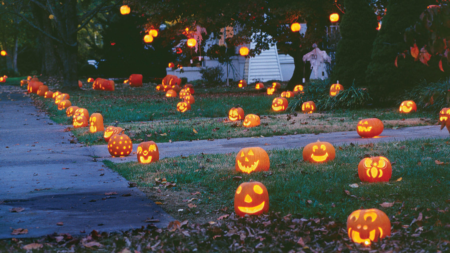Luminary Pumpkins
