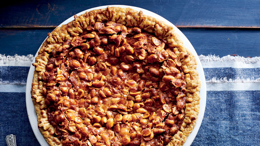 Maple Peanut Pie