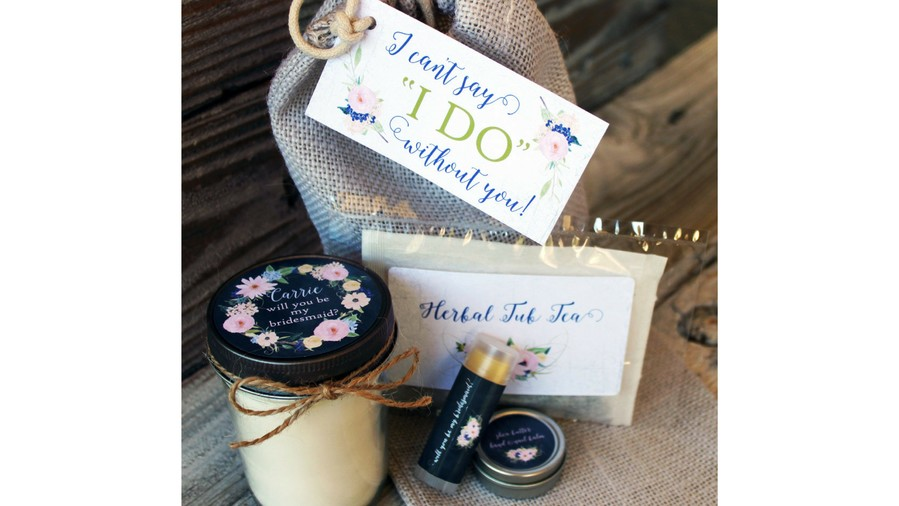 Bridesmaids Relaxing Gift Box