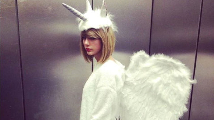 Taylor Swift Pegacorn Halloween Costume