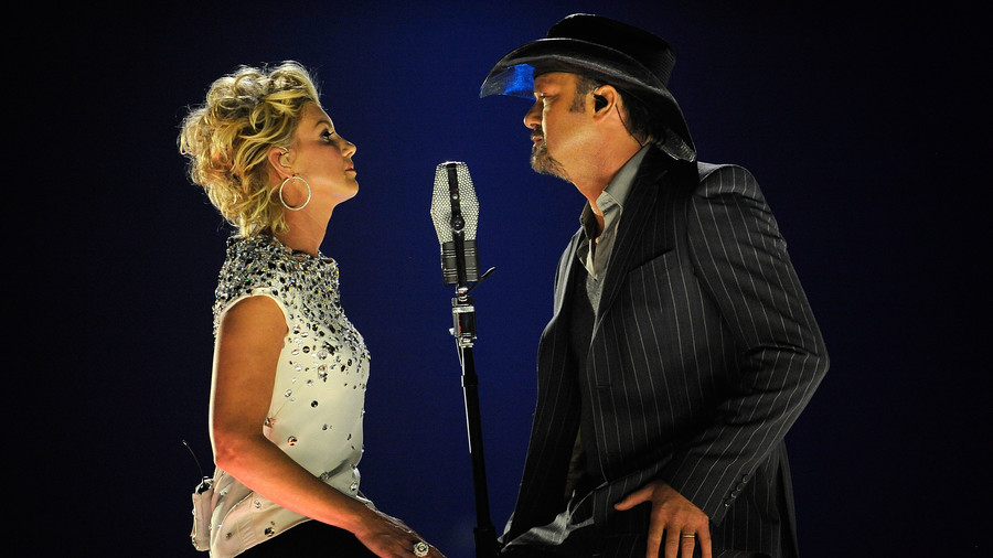 Faith and Tim and the 2008 CMT Awards