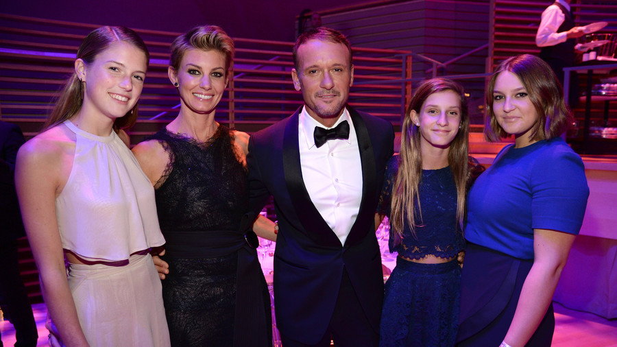 When All Of Team McGraw Attended The Time 100 Gala