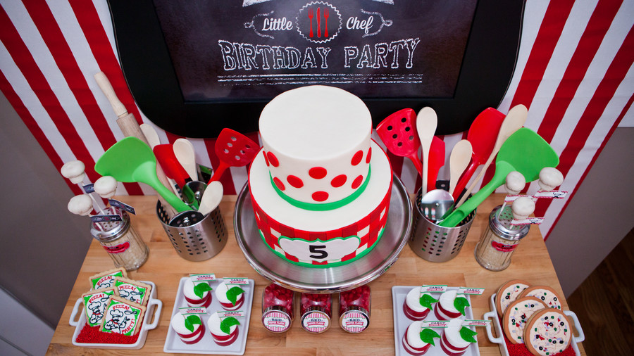 Creative Kids' Birthday Party Pizza Party 1