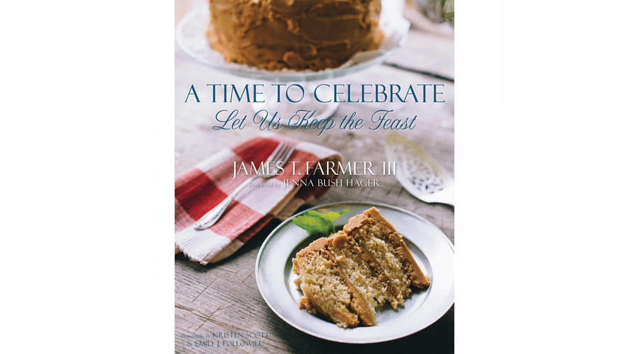 A Time to Celebrate by James T. Farmer