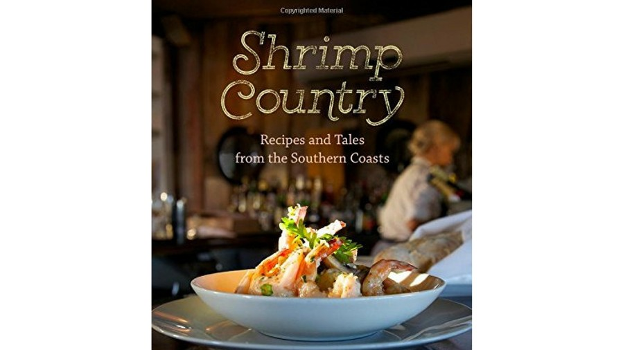 Shrimp Country by Anna Marlis Burgard