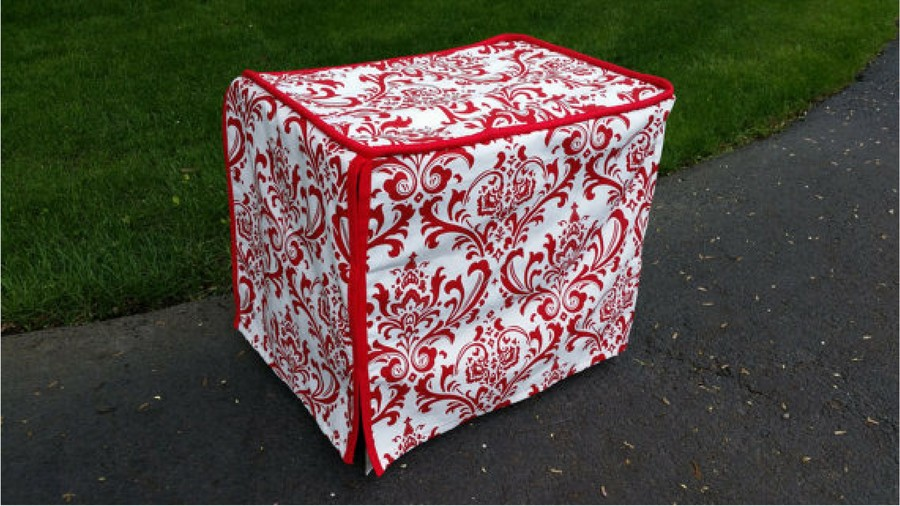 Gift Guide Pets Crate Cover