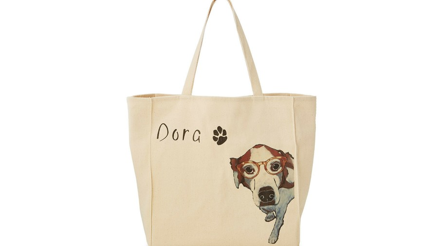 Gift Guide Pets Customizable Travel Bag