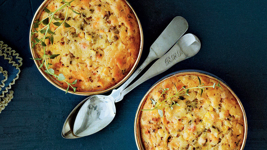 50 Best Thanksgiving Fresh Corn Spoonbread