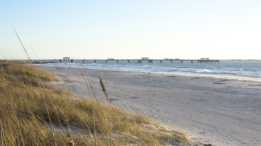 Southern Campgrounds Fort De Soto Park, FL