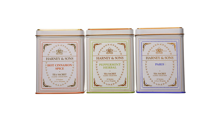 Harney and Sons Fine Teas (Set of Three Tins)