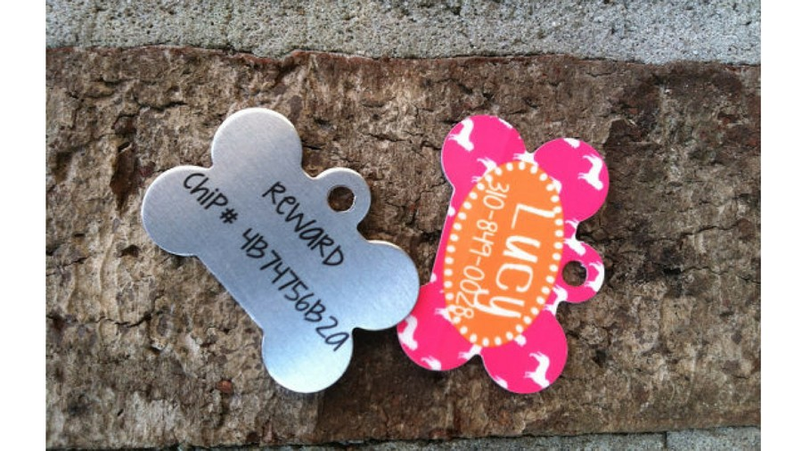 Gift Guide Pets Microchip ID tag