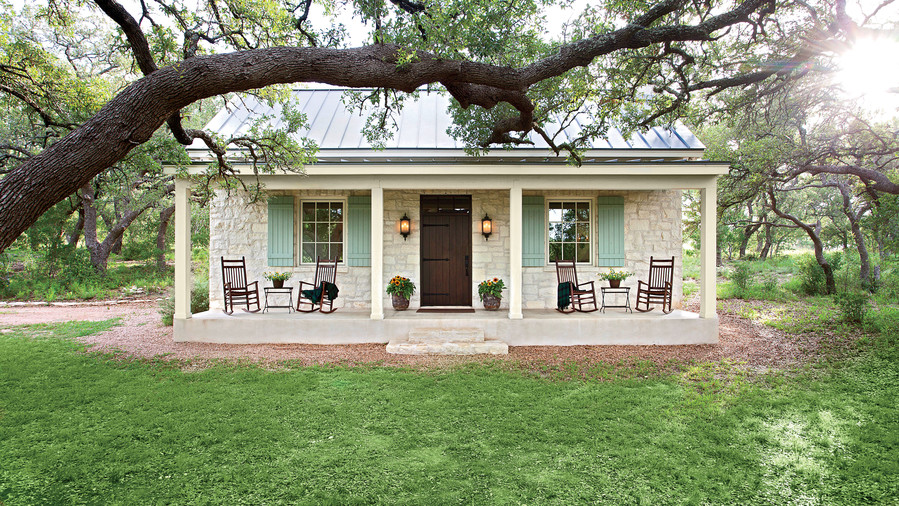 We Live in House Plan 1832–and Love It Southern Living