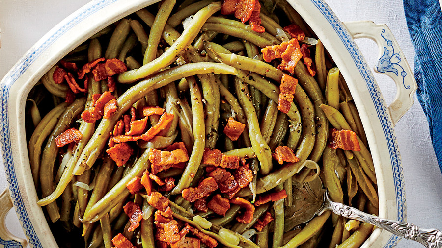 50 Best Thanksgiving Slow Cooker Green beans