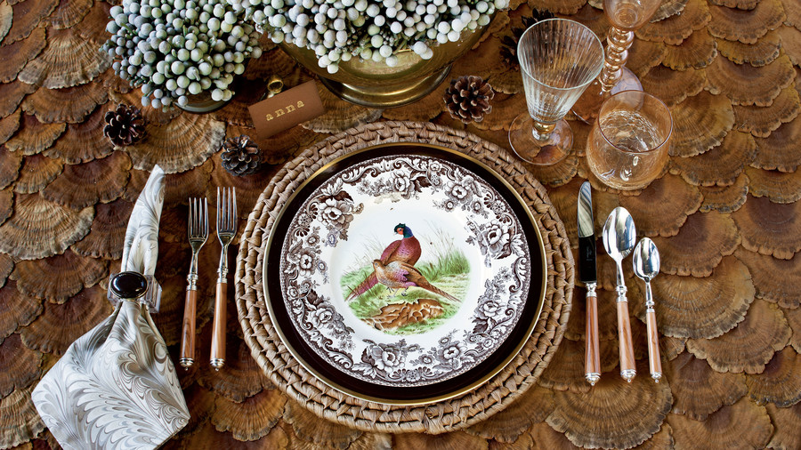 Woodland Pheasant by Spode