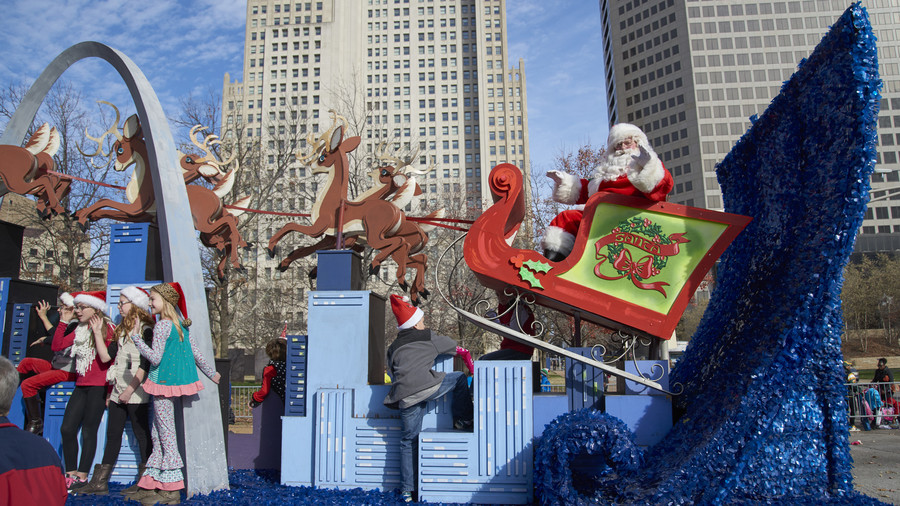 St. Louis Ameren Thanksgiving Day Parade