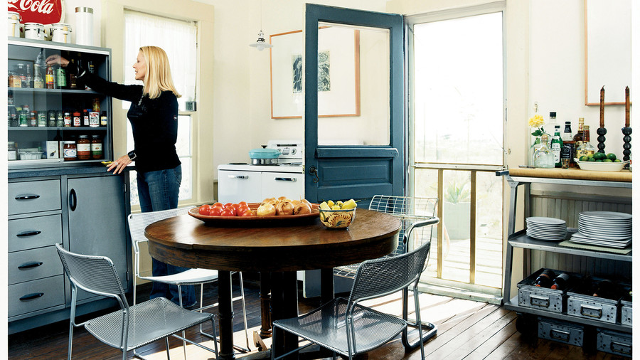 Create a Moveable Kitchen